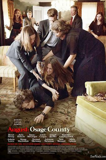 Đại Gia Đình Ở Osage - August: Osage County