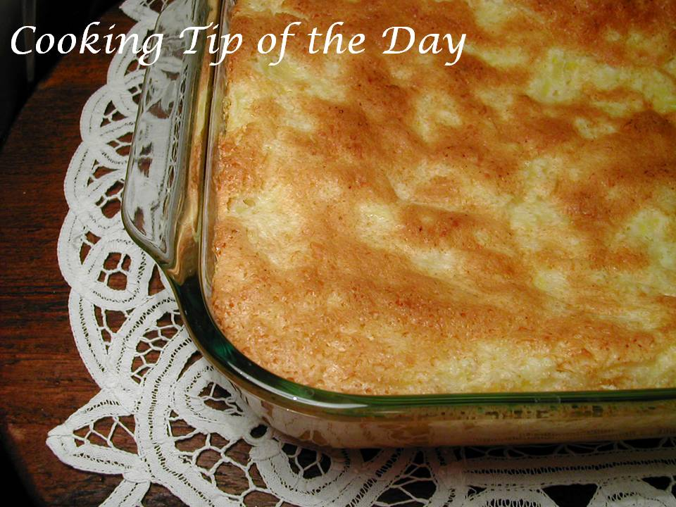 Cooking tip of the day recipe easy pineapple angel food cake recipe easy pineapple angel food cake forumfinder Images