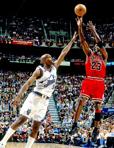 Best Sport Channel: Michael Jordan NBA's Action