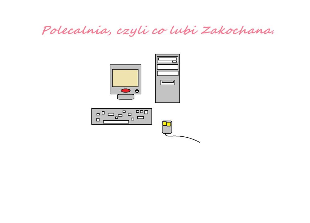 Polecalnia,czyli co lubi Zakochana ! #1