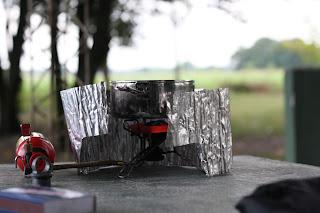 MSR Whisperlite International camping stove