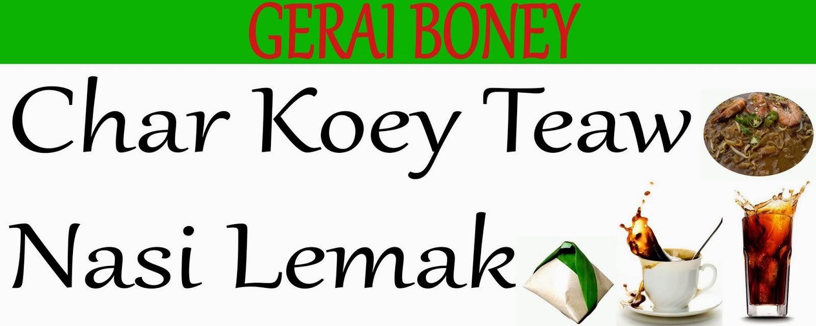 BONEY CHAR KOEY TEAW