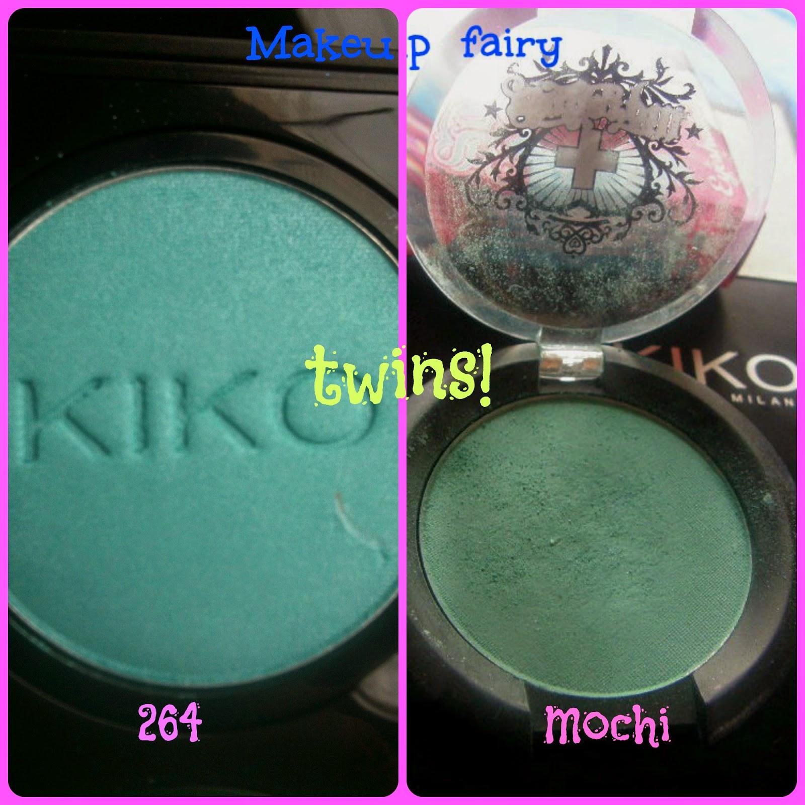 Tinklesmakeup: Product smackdown! Sugarpill mochi vs kiko infinity ...