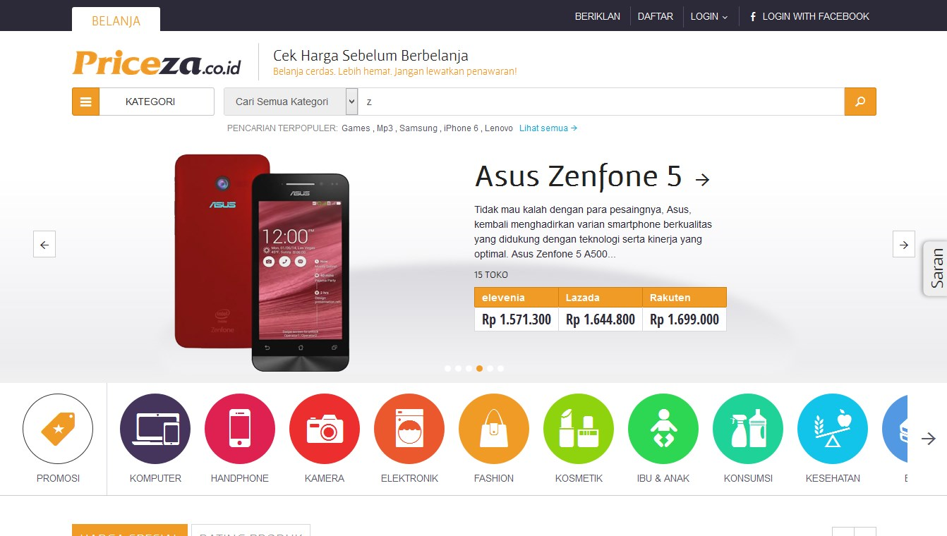 Cara Mencari Hp Android Murah di Toko Online