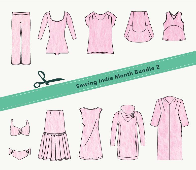 Rhonda\'s Creative Life: Sew Independant/And a Pattern Bundle ...