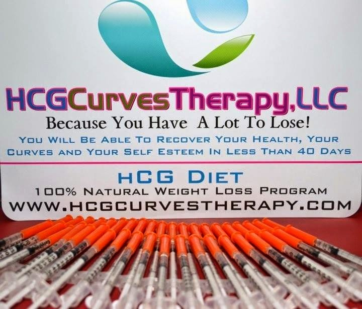 HCG CURVES THERAPY. La ultima experiencia en la Dieta hCG. Porque tienes mucho que perder!!!