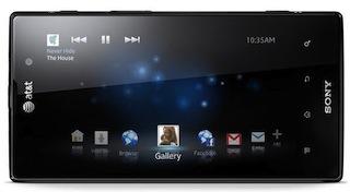 Aplicaciones para Sony Xperia Ion