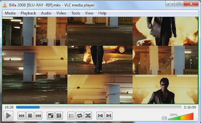 Play Jigsaw Puzzle Game in VLC player