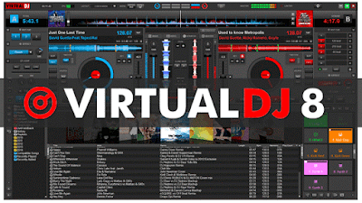 Free Download Virtual DJ 8 For Windows