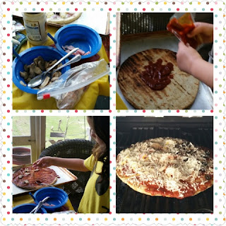 making rustic crust flatbread crusts pizza