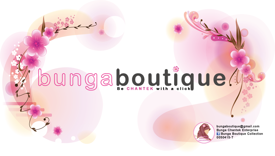 Bunga Boutique Collection