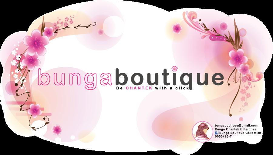 Bunga Boutique Collection