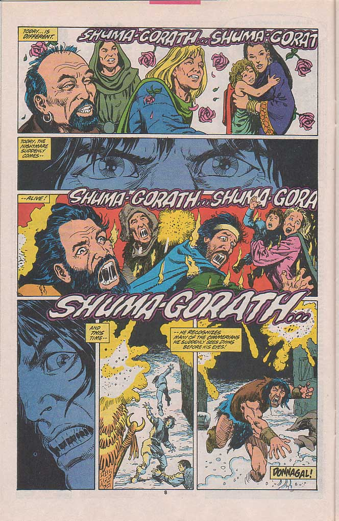 Conan the Barbarian (1970) Issue #257 #269 - English 7