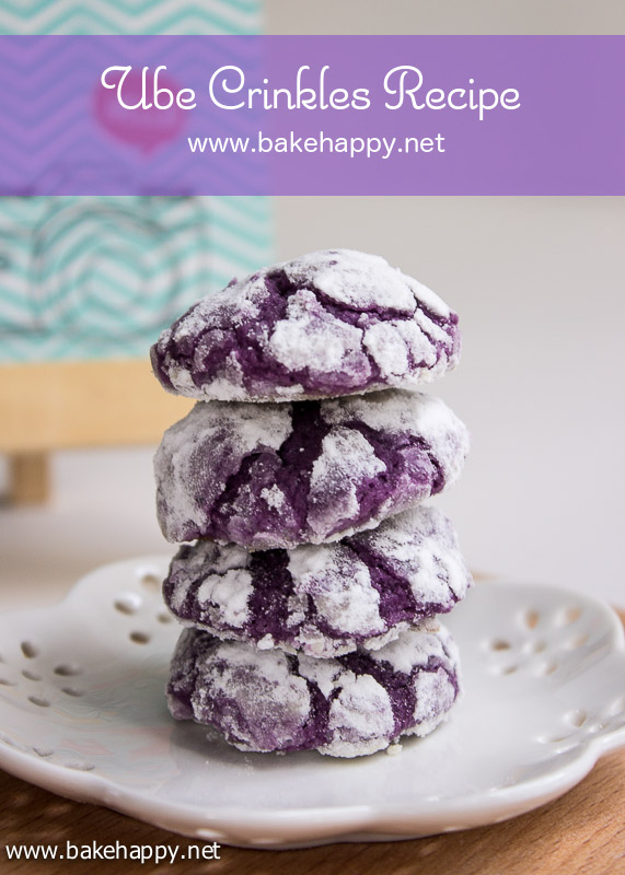 Ube Crinkles 15 | Filipino Recipes