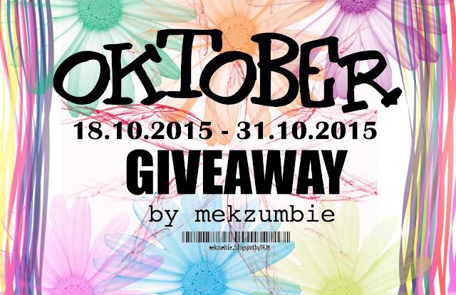 Oktober Giveaway by mekzumbie