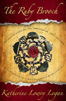 The Ruby Brooch, Katherine Lowry Logan cover