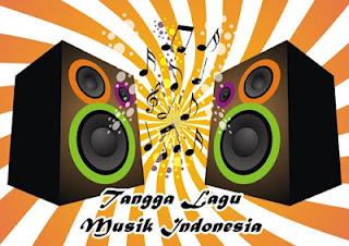 Tangga Lagu Indonesia Baru Desember 2012