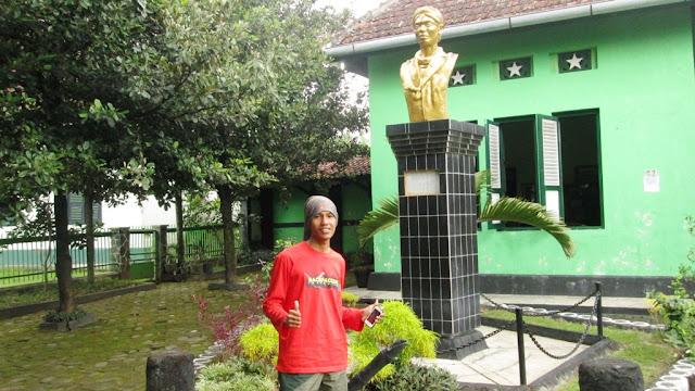 Di Museum Sudirman, Magelang