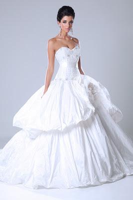 Katerina Bocci – 2012 Bridal Couture Collection