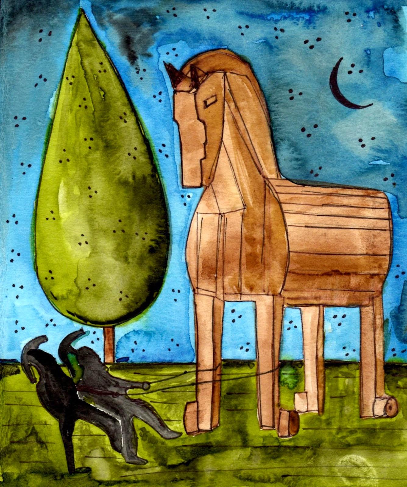 Η Μαγική Τράπουλα της Μυθολογίας