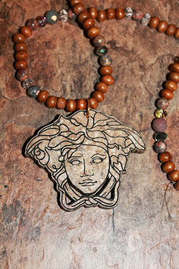 new marble medusa piece