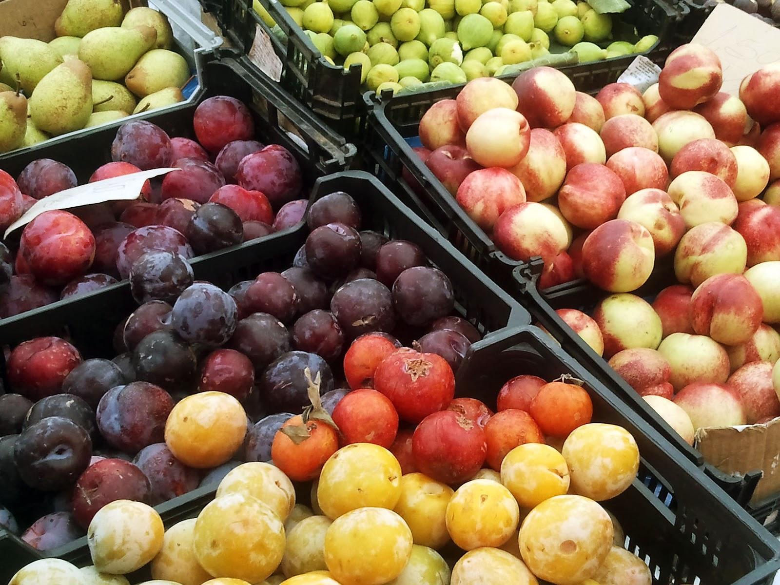 Banca de fruta