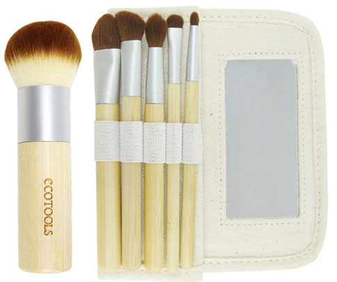 Bamboo Makeup Brushes2