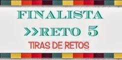 Finalista Tiras de Retos
