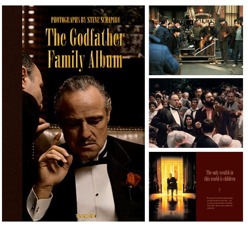 The Godfather Family Album, The Godfather Family Album price, Marlon Brando, Al Pacino, Robert De Niro, James Caan, Robert Duvall, Diane Keaton