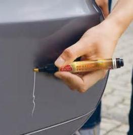 A mi manera c mo reparar y quitar los rayones y raspones - Quitar rayones coche facilmente ...