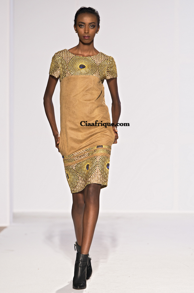 labo ethnik fashion weekend 2013: Thula Sindi - South African fashion Designer