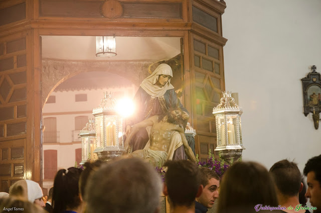 semana santa valdepeñas jaen