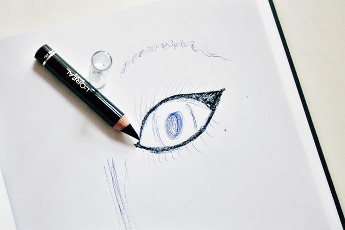 Paso a paso: ojo ahumado