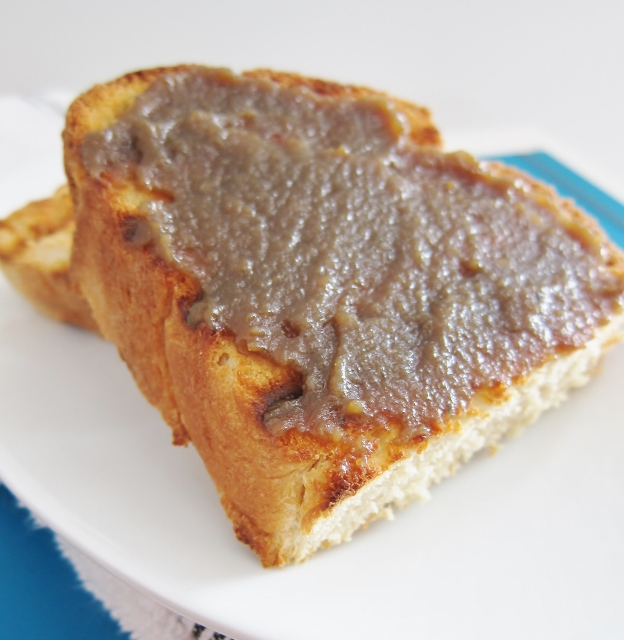 Kaya (Malaysian Coconut Egg Jam) on Toast - Nomsies Kitchen