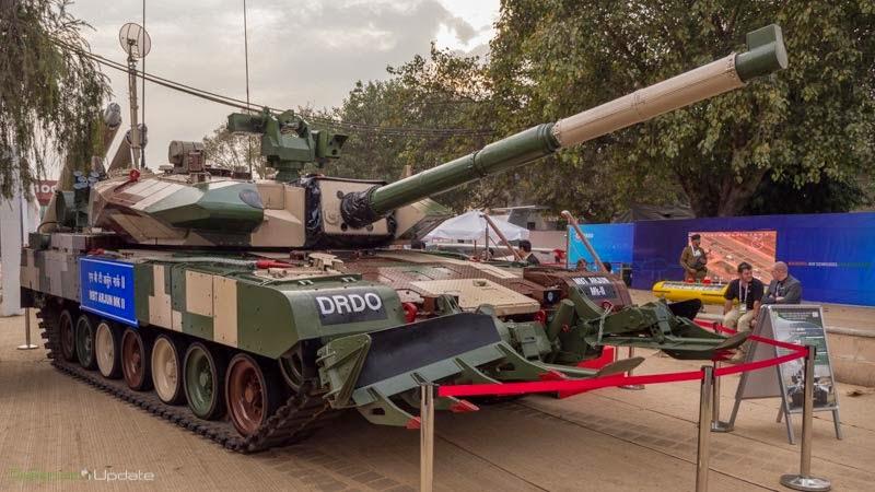 Arjun MK2 MBT