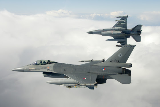 RNLAF F-16 Fighting Falcon