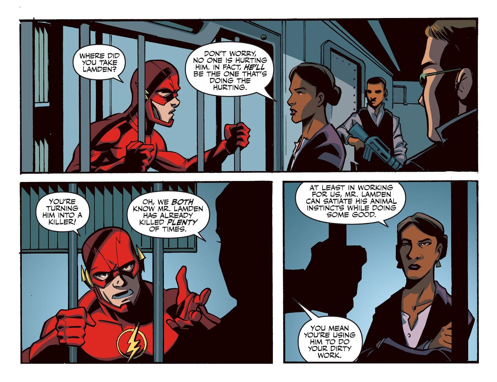 The Flash: Season Zero [I] Issue #16 #16 - English 21