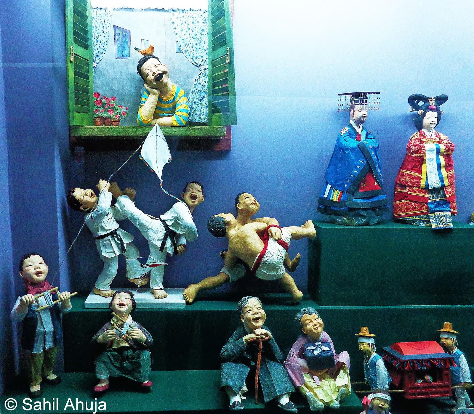 Pixelated Memories Shankar S International Doll Museum Delhi