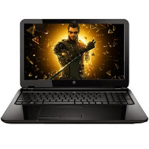 Buy: HP 15-r033tx Laptop at Rs.28128 with Free Rs. 2000 Gift Card (2 GB Graphics) – Amazon : Buy to earn