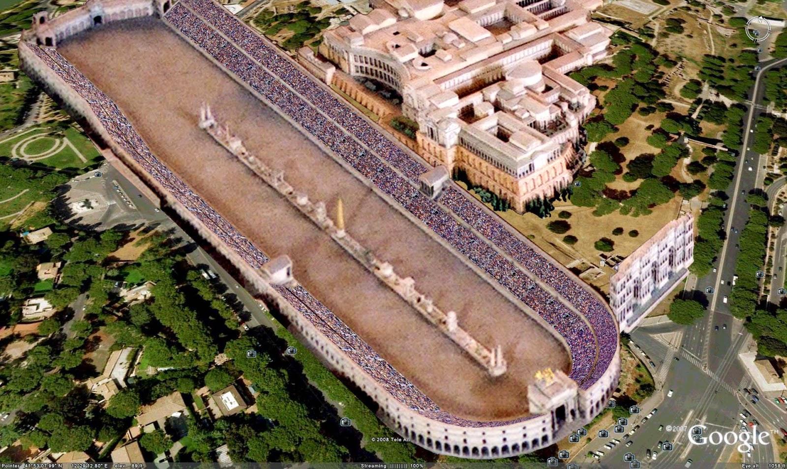 Viaje a la Historia. David Gómez Lucas: IMÁGENES DE ROMA