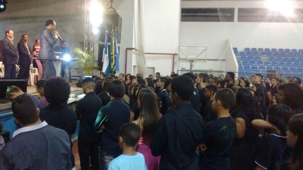 Congresso regional JUADERJ - QUISSAMÃ