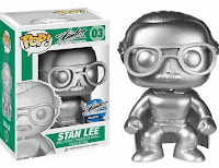 Funko Pop! Platinum Stan Lee
