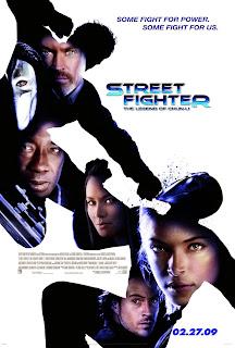 Watch Street Fighter: The Legend of Chun-Li (2009) movie free online