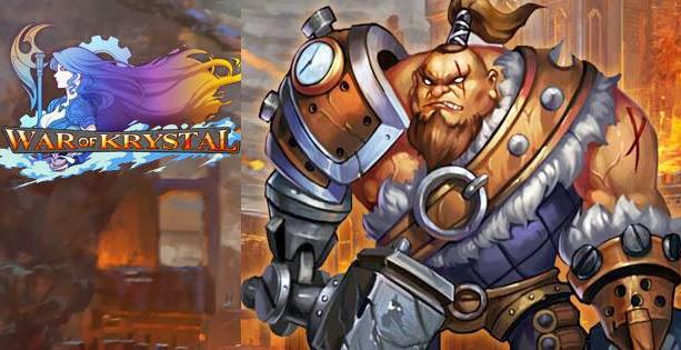 War of Krystal Gameplay IOS / Android