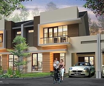 foto rumah sederhana on Model Rumah Type Gambar Desain-Model Rumah Terbaru ,Sederhana ...