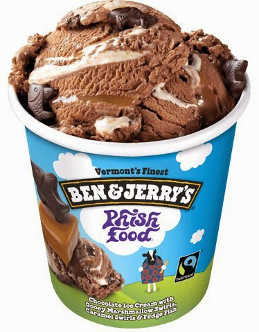 Phish Food ice cream