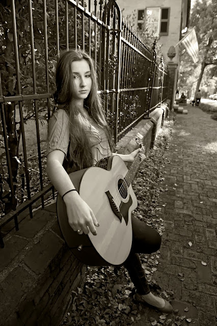 Julia Knight; Gratz Park; Chasing Nashville; Lexington; Country Music