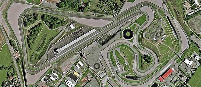 Circuito Sachsenring : Voromv moto este fin de semana motogp desde alemania