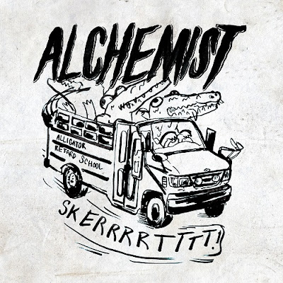 The Alchemist - Retarded Alligator Beats [2015]