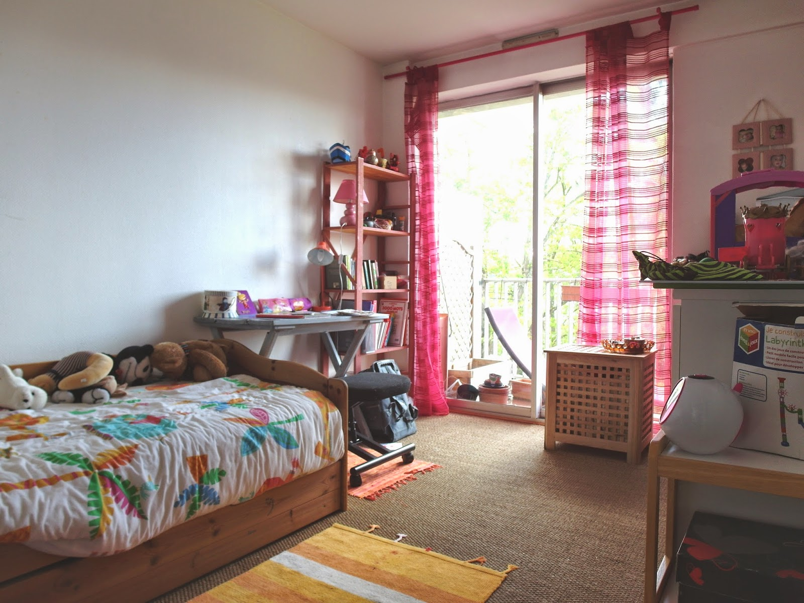 Appartement à rennes : t3 / t4 cours de lisbonne